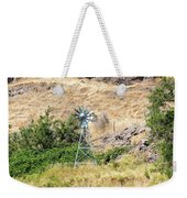 Windmill Aerator For Ponds And Lakes Weekender Tote Bag