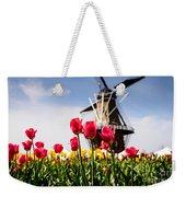 Windmill Island Tulip Gardens Weekender Tote Bag