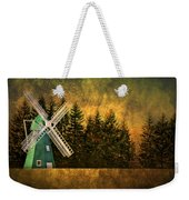 Windmill On My Mind Weekender Tote Bag