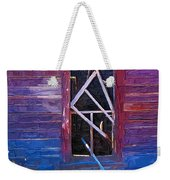 Window-1 Weekender Tote Bag