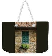 Window #3 - Cinque Terre Italy Weekender Tote Bag