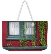 Window And Vines Weekender Tote Bag