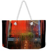 Window Art Weekender Tote Bag