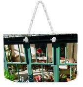 Window At Corcreggan's Mill Weekender Tote Bag