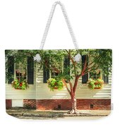 Window Boxes Weekender Tote Bag