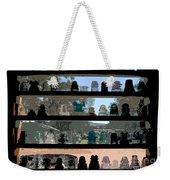 Window Display Weekender Tote Bag