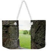 Window From The Past And Into The Future Weekender Tote Bag