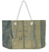 Window In The Bataille Restaurant Paris, February - March 1887 Vincent Van Gogh 1853 - 1890 Weekender Tote Bag