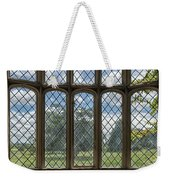 Lacock Abbey Wales Weekender Tote Bag