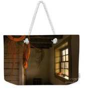 Window On A Rainy Day Weekender Tote Bag