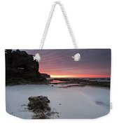 Window On Dawn Weekender Tote Bag