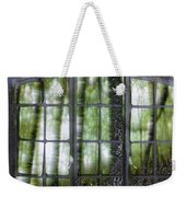 Window On The Woods Weekender Tote Bag