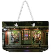 Window Shopping, French Quarter, New Orleans Weekender Tote Bag