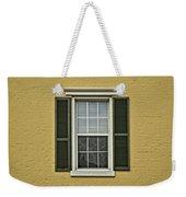 Window Style Weekender Tote Bag