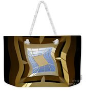 Window To Another Dimension Weekender Tote Bag