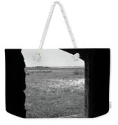 Window To The Battle Field Weekender Tote Bag