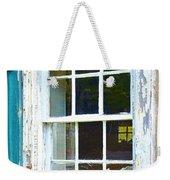 Window To The Past Weekender Tote Bag