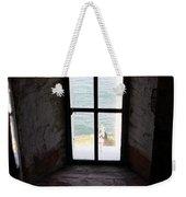 Window To The Sea Weekender Tote Bag