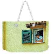 Window To The World Weekender Tote Bag