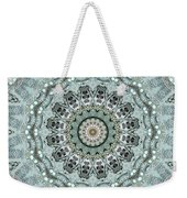 Window To The World Mandala Weekender Tote Bag