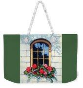 Window With Flower Box Weekender Tote Bag