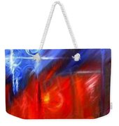 Windows Weekender Tote Bag by James Christopher Hill