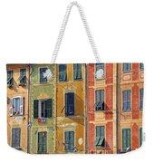Windows Of Portofino Weekender Tote Bag