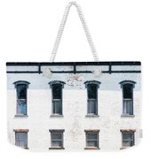 Windows Of The Past Weekender Tote Bag