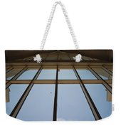 Windows Up Weekender Tote Bag