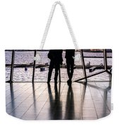 Windowscape Weekender Tote Bag