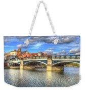 Windsor Bridge River Thames Weekender Tote Bag