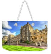 Windsor Castle Architecture Weekender Tote Bag