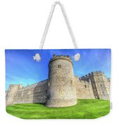 Windsor Castle Battlements  Weekender Tote Bag