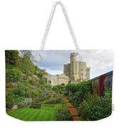 Windsor Castle Garden Weekender Tote Bag by Joe Winkler