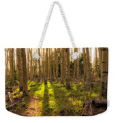 Windsor Trail At Dusk - Santa Fe National Forest New Mexico Weekender Tote Bag
