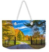 Windstone Farm Weekender Tote Bag