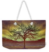 Windstorm At Skaha Lake Weekender Tote Bag