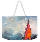 Windsurf Impression 04 Weekender Tote Bag