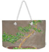 Windswept Juniper Weekender Tote Bag