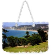 Windswept Over San Francisco Bay Weekender Tote Bag
