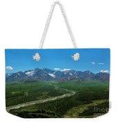 Windy River Weekender Tote Bag