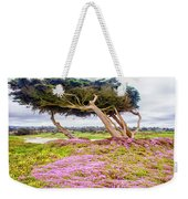 Windy Tree Weekender Tote Bag