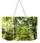 Windy Trees Weekender Tote Bag