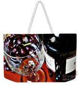 Wine And Dine 1 Weekender Tote Bag