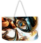 Wine And Spirits Abstract Weekender Tote Bag