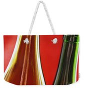 Wine Bottles 7 Weekender Tote Bag
