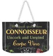 Wine Cellar 2 Weekender Tote Bag