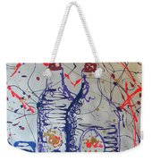 Wine Jugs Weekender Tote Bag