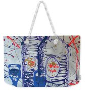 Wine Jugs Weekender Tote Bag by J R Seymour
