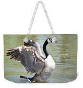 Wing Flapping Weekender Tote Bag